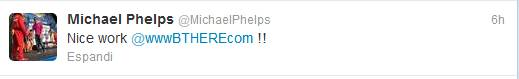 tweet phelps
