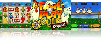 Fowl Play Gold Original arriva sulle Vlt reVoLuTion