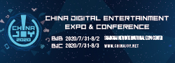 banner FIera ChinaJoy 2020
